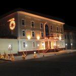 Гостиница Гранд Самарканд фасад 1