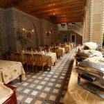 Гостиница Гранд Самарканд ресторан 2