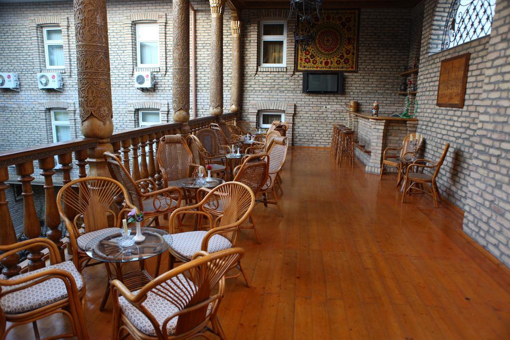 Гостиница Гранд Самарканд ресторан 4