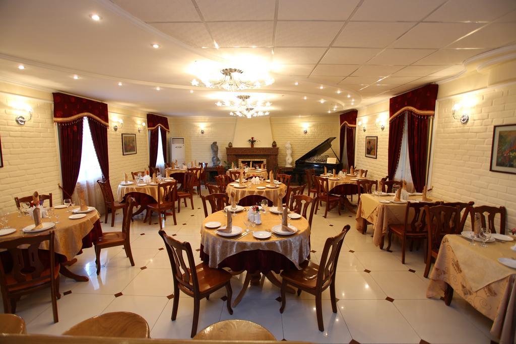 Гостиница Гранд Самарканд ресторан 5