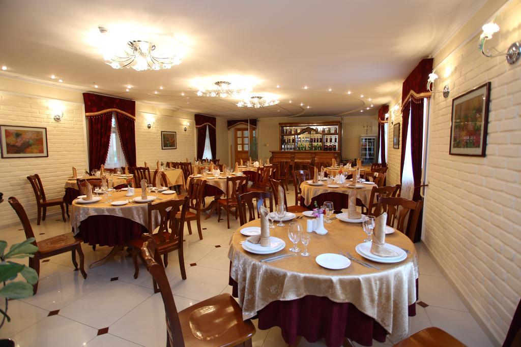 Гостиница Гранд Самарканд ресторан 6