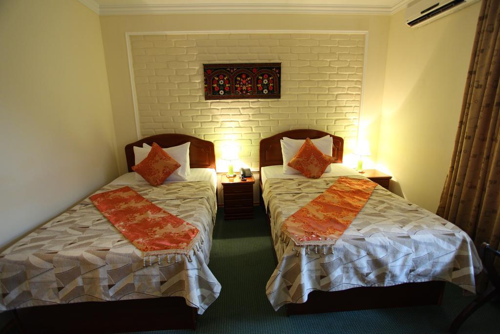 Гостиница Гранд Самарканд твин 1