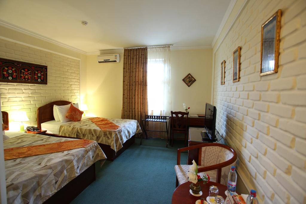 Гостиница Гранд Самарканд твин 2