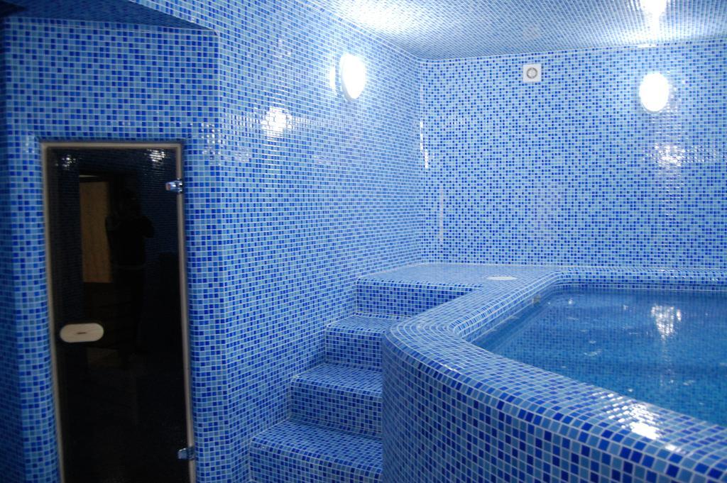 Гостиница Гранд Самарканд ванная