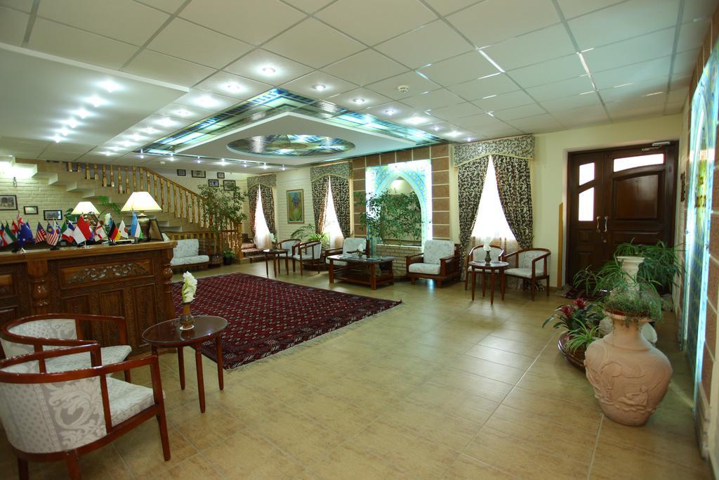 Гостиница Гранд Самарканд холл