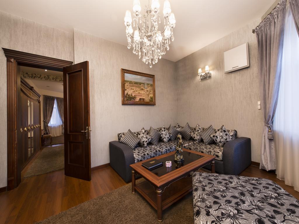 Гостиница Ичан кала Ташкент 1