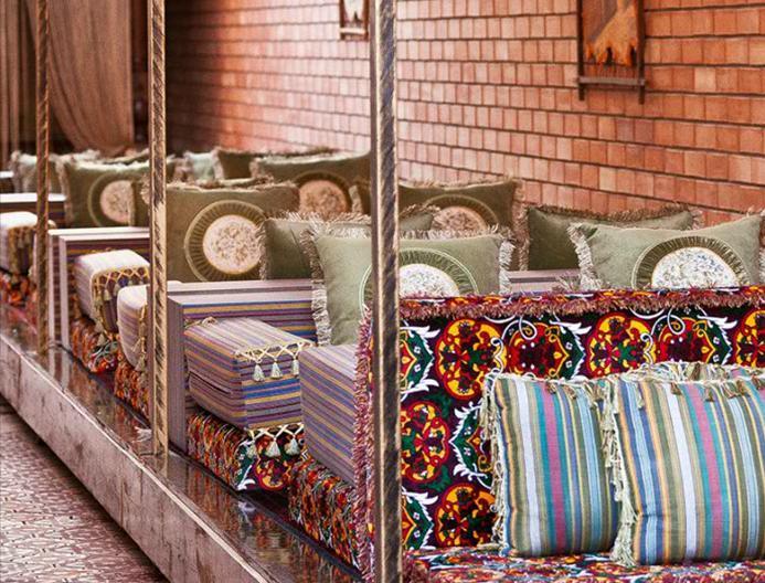 Гостиница Ичан кала Ташкент 10