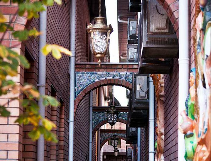 Гостиница Ичан кала Ташкент 11