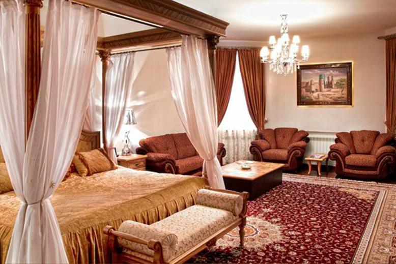 Гостиница Ичан кала Ташкент дабл 2