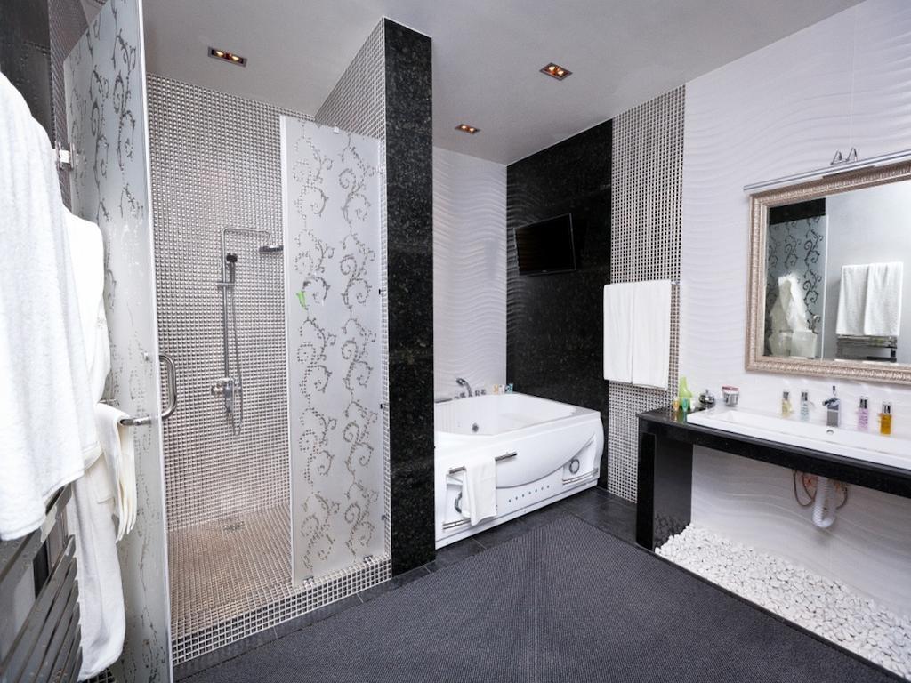 Гостиница Ичан кала Ташкент ванная 2