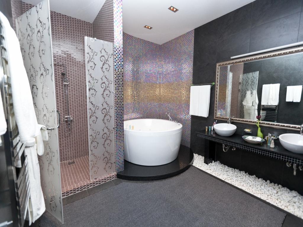 Гостиница Ичан кала Ташкент ванная 3