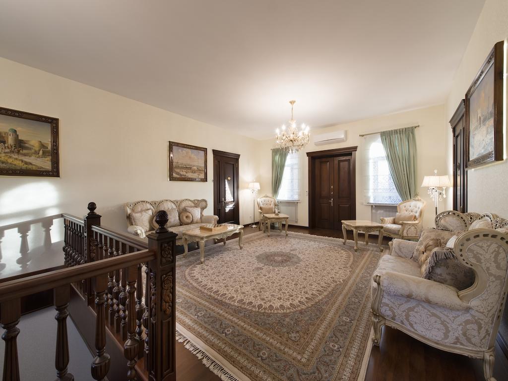 Гостиница Ичан кала Ташкент
