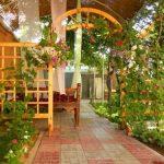 Гостиница Jahongir B&B Самарканд сад 2