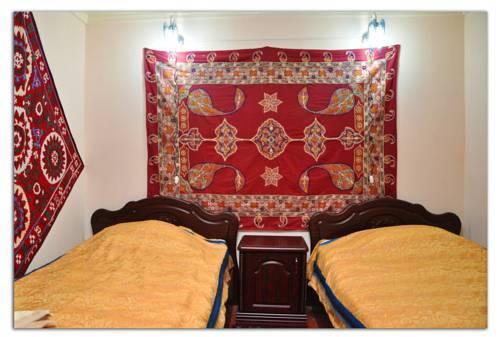 Гостиница Jahongir B&B Самарканд твин 1