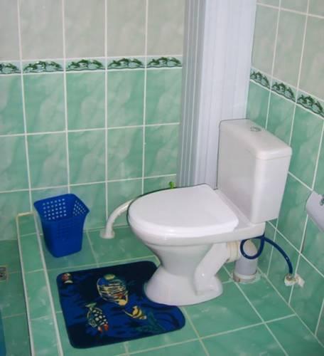 Гостиница Jahongir B&B Самарканд ванная