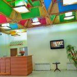 Гостиница Кабир Бухара ресепшн