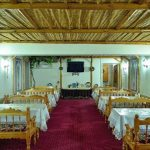 Гостиница Кабир Бухара ресторан 7