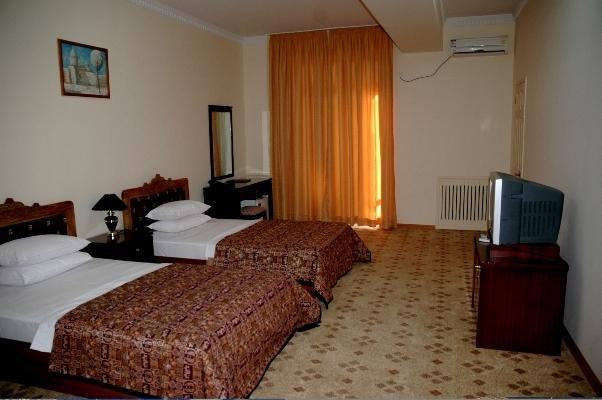 Гостиница Кабир Бухара твин 1