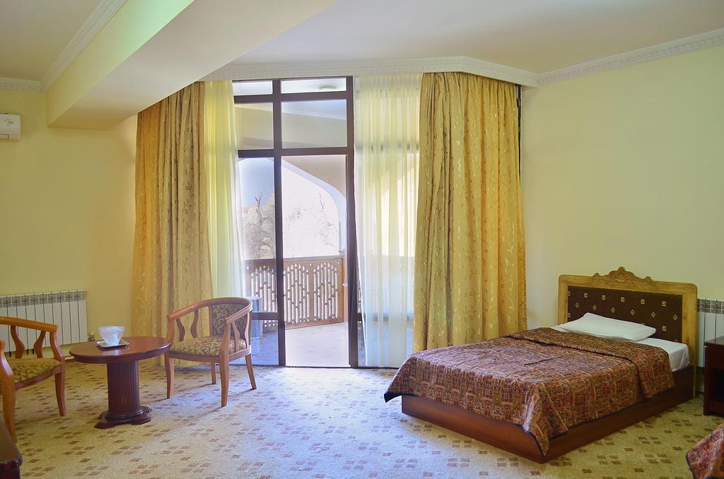 Гостиница Кабир Бухара твин 2