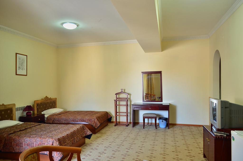 Гостиница Кабир Бухара твин 3