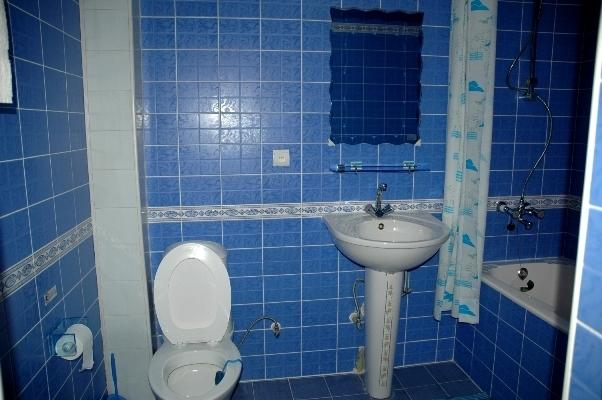 Гостиница Кабир Бухара ванная 1