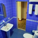 Гостиница Кабир Бухара ванная 3