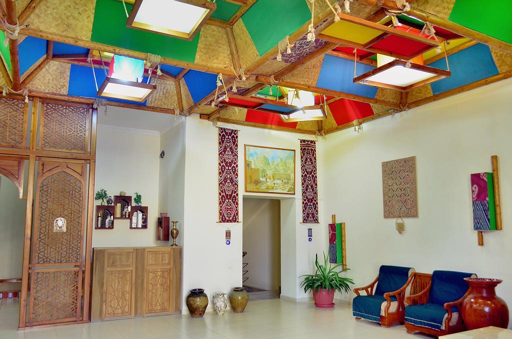 Гостиница Кабир Бухара холл 2