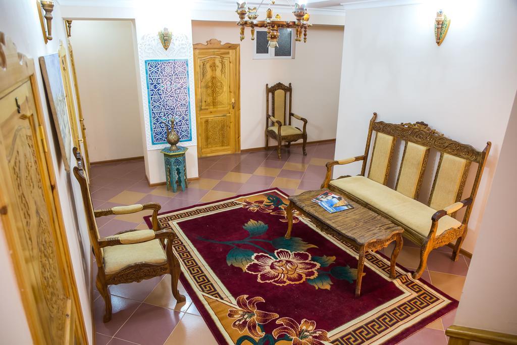 Гостиница Кала Хива 18