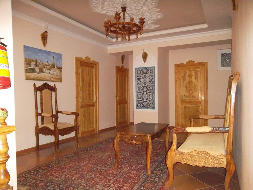 Гостиница Кала Хива 4