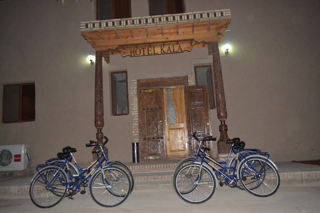 Гостиница Кала Хива 5