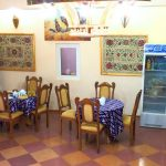 Гостиница Кала Хива ресторан 14
