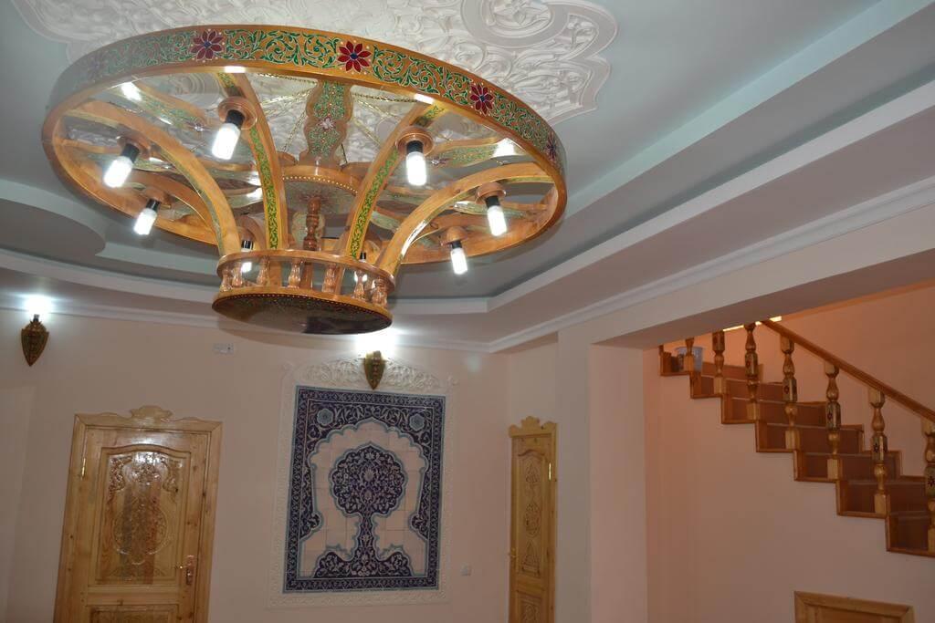 Гостиница Кала Хива