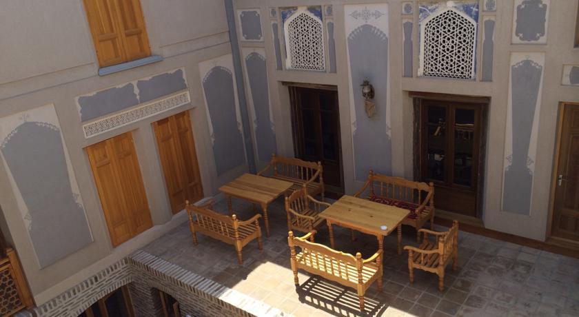 Гостиница Кавсар Бухара двор 2