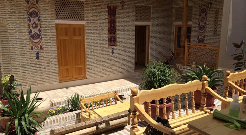 Гостиница Кавсар Бухара двор 3