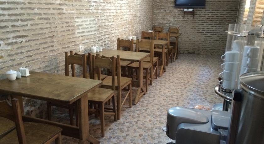 Гостиница Кавсар Бухара ресторан 2