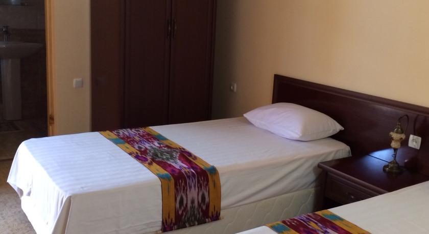 Гостиница Кавсар Бухара твин 2