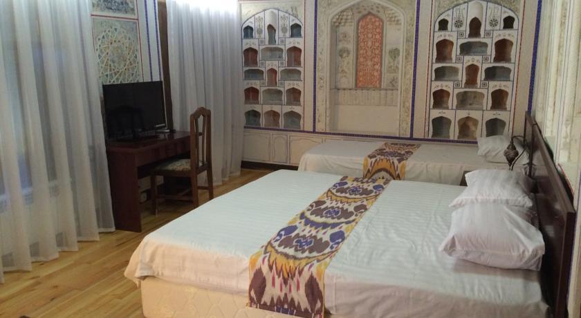 Гостиница Кавсар Бухара твин 7