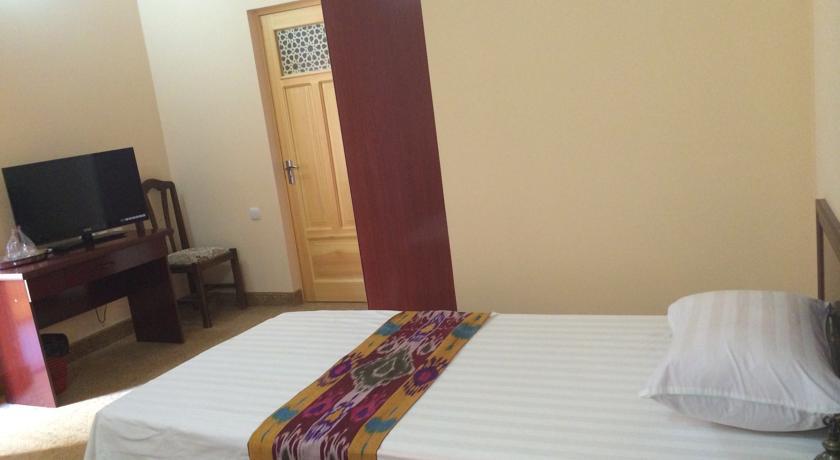Гостиница Кавсар Бухара твин 8