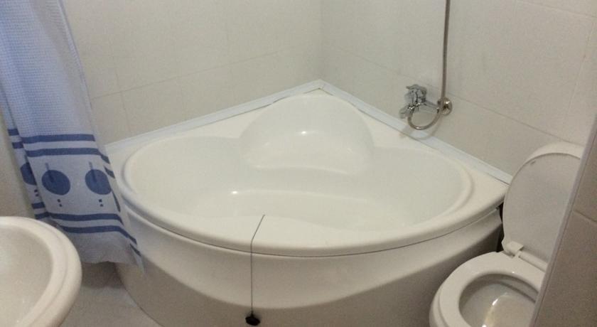 Гостиница Кавсар Бухара ванная 1