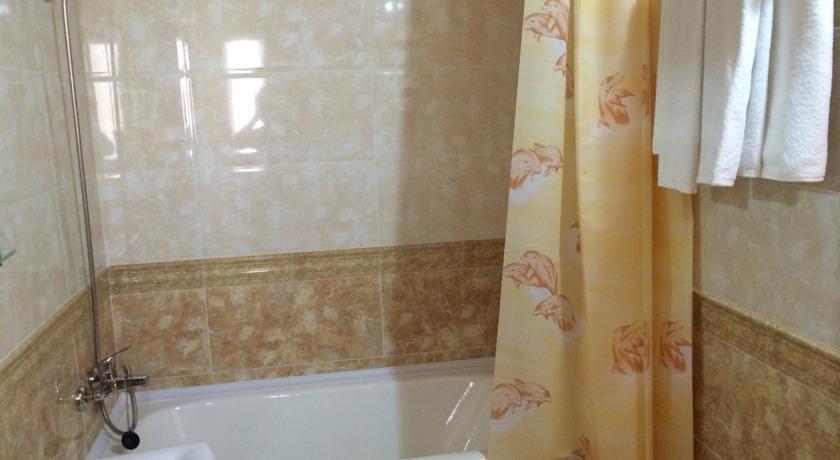 Гостиница Кавсар Бухара ванная 2