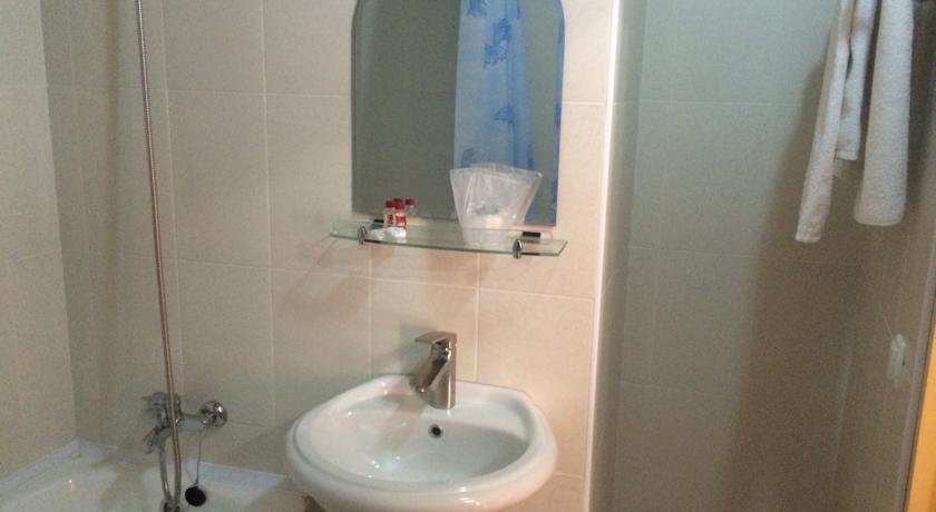 Гостиница Кавсар Бухара ванная 4