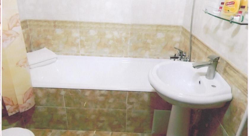 Гостиница Кавсар Бухара ванная 5