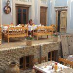 Гостиница Кавсар Бухара завтрак 2