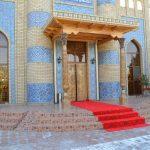 Гостиница Кибла Тозабог Хива 1