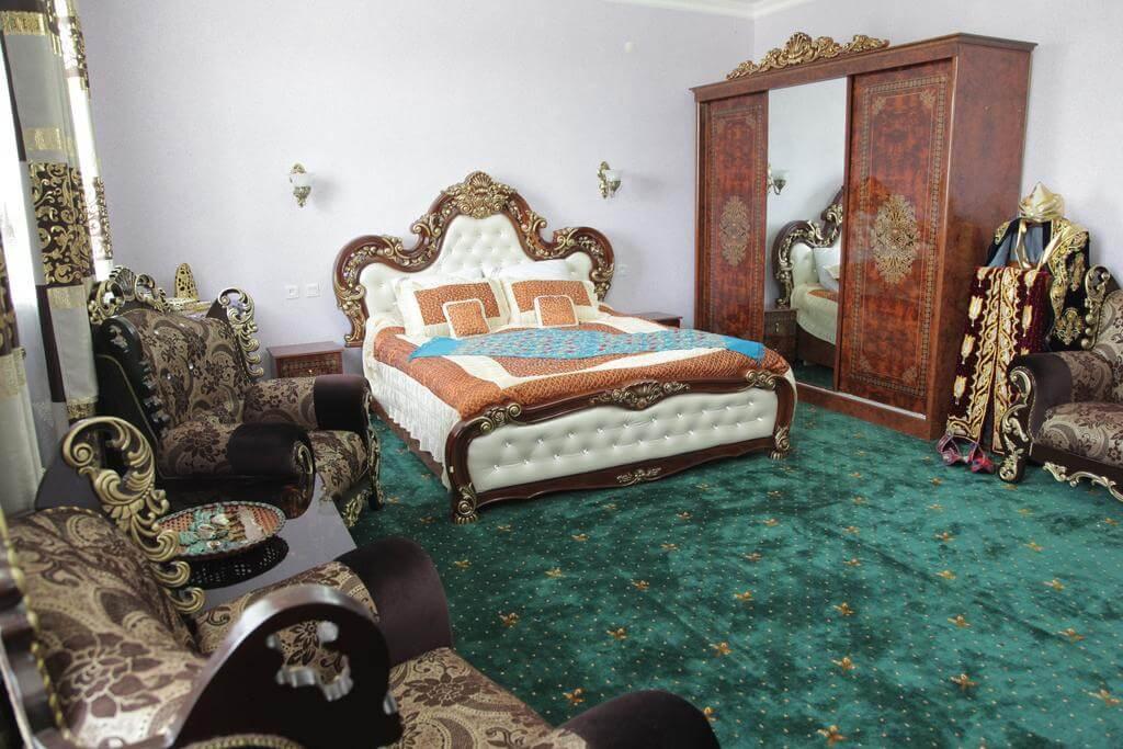 Гостиница Кибла Тозабог Хива дабл 3