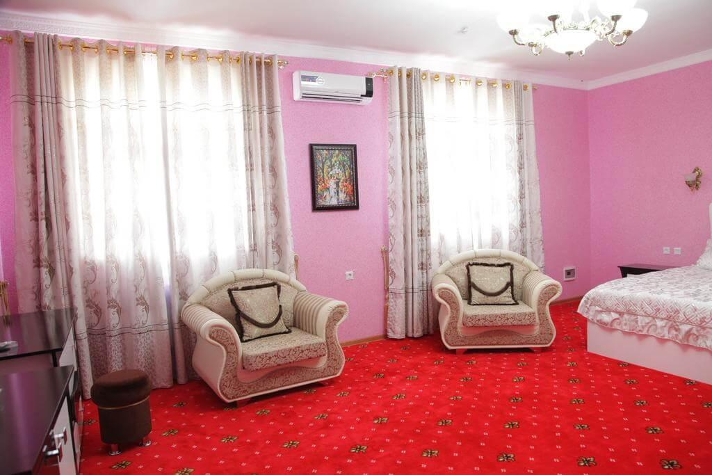 Гостиница Кибла Тозабог Хива дабл 7