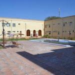 Гостиница Кибла Тозабог Хива двор