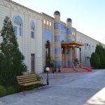 Гостиница Кибла Тозабог Хива фасад 1