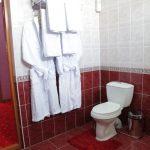 Гостиница Кибла Тозабог Хива ванная 1
