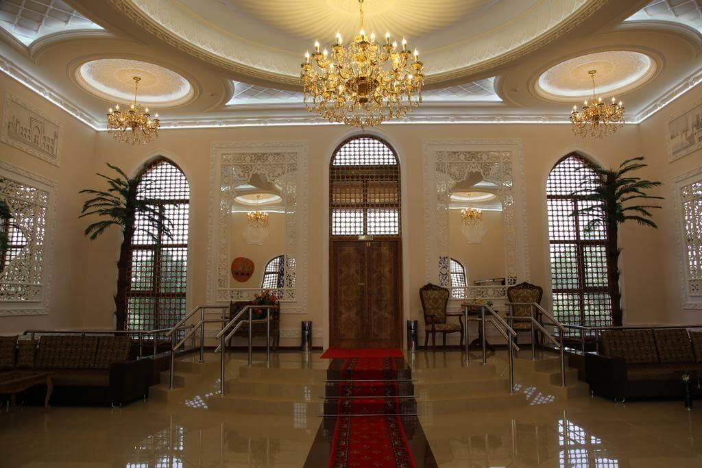 Гостиница Кибла Тозабог Хива холл 1